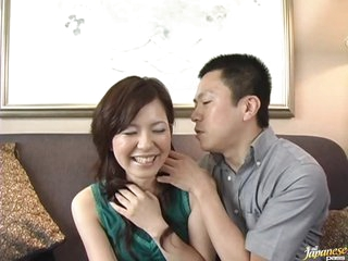 Asian MILF Sana Okada Gets Fucked and Facialized