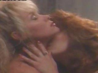 Hot Babes Lisa Comshaw and Tamara Landry in a Wild Lesbian Sex Scene