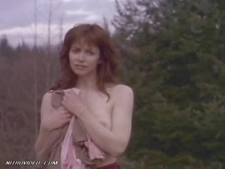 Debbie Rochon Running Naked Through The Forest