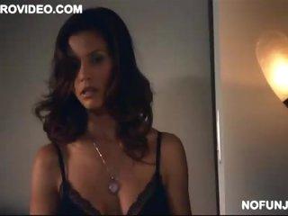Stunning Charisma Carpenter Shot In Her Lingerie