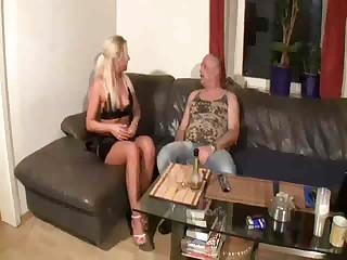 His Son's Girlfriend... F70