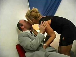 Euro Slut Loves Engulfing Shlong