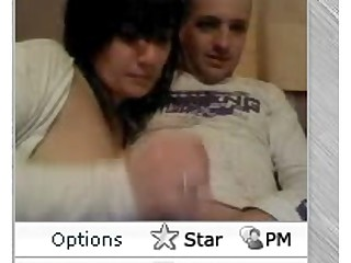 Webcam Couple Oral Play