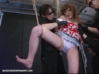 Japanese Sex Two Intense BDSM Sexual Punishment