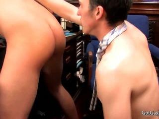 Austin Lucas & Joey Perelli fucking and sucking 3