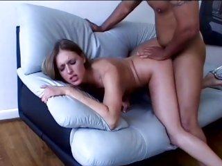 Lauren Phoenix gets her moist snatch pummelled