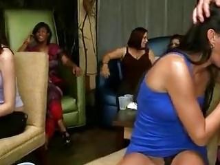 Cute Chicks Suck Stripper Dicks