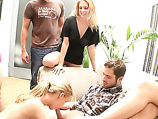 Amazingly hawt group sex action waits for u to examine it