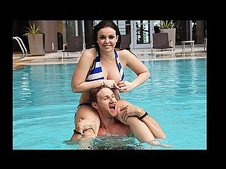 Brazzers spends a lethargic day with Emma heart as this babe hangs out by the pool. This Babe hops in the jacuzzi and the sauna with Levi Money previous to they engage in some coitus.