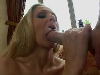 Julia Ann wants to share her knowledge and experience with Johnny and his allies. After a little chat about sex tastes by the pool, that babe wants to put it all in practice with Johnny  inside the abode. They perfectly apply all their sex experience by fucking like not at any time previous to.