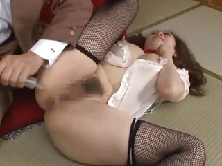 It's something about Japanese bitches and anal sex that drives us crazy. For example this one, Yuu makes us horny only by the way she moans not to talk about seeing her big sexy ass and those hot thighs. Do you think Yuu deserves a harsher treatment, more humiliation and a deeper ass fucking?