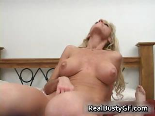 Bigtits mom fingers fucks her pussy part3