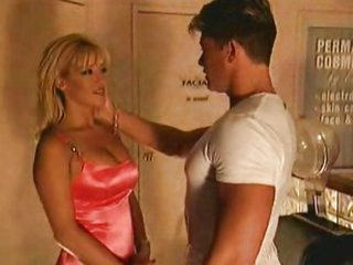 Jill Kelly receives fucked in slowmotion